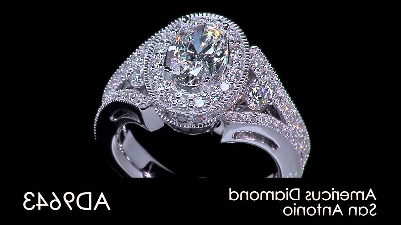 of with attachment diamond americus rings engagement vintage luxury