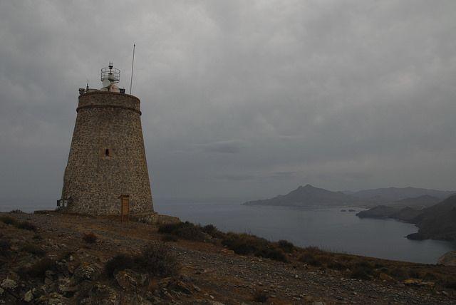 Faro de la Polacra o Torre de los Lobos (Níjar)