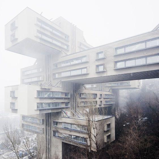Amazing Architecture Magazine: Soviet Modernism 1955-1991