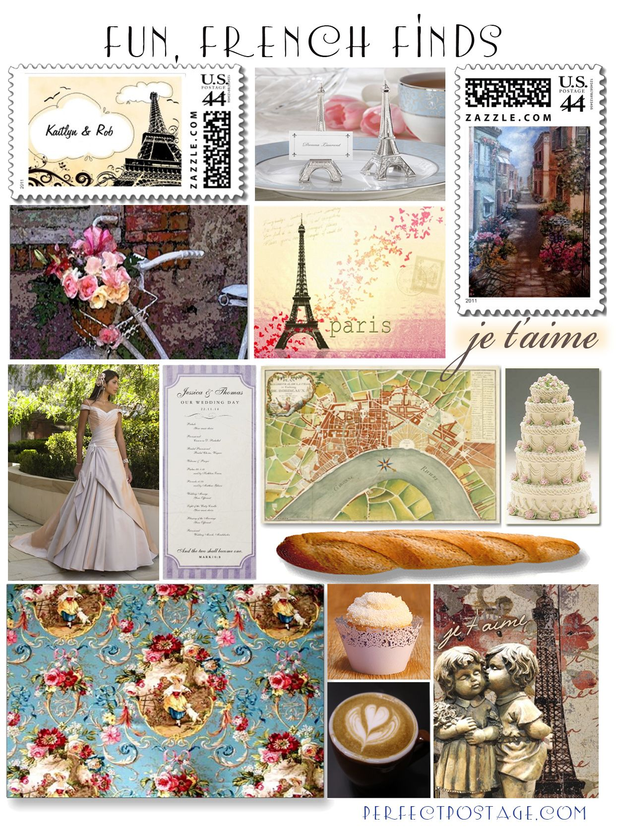 French Inspiration Board Lovely Images Of Paris And Other French