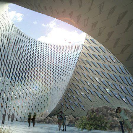 Astana National Library by BIG   Dezeen