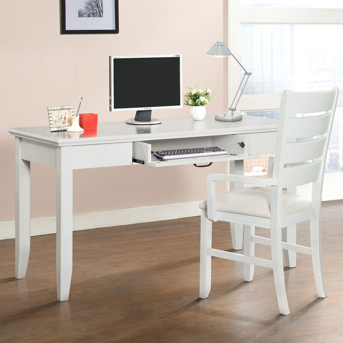 Clover Computer Desk and Chair Set | Products | Desk, chair ...