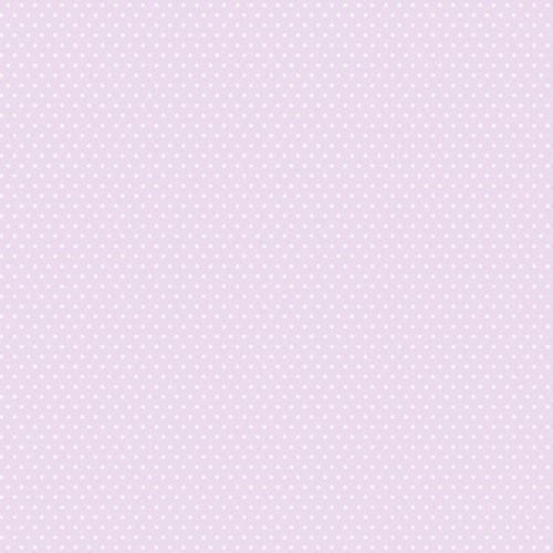 Seabrook Polka Dot Lilac Wallpaper - Seabrook Polka Dot Lilac Wallpaper / Polka Dot / Lilac
