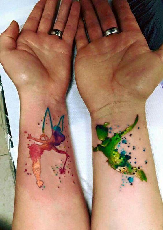 25 Tatuajes Para Parejas Enamoradas Disenos Bonitos Y Sencillos Tatuajes Que Hacen Juego Tatuajes De Parejas Disenos De Tatuaje Para Parejas