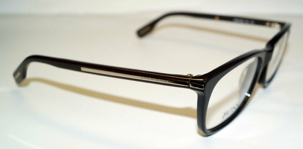 Hugo Boss Brillenfassung Brillengestell Eyeglasses Frame Boss 6020j 86l Brillengestelle Augenoptik Beauty