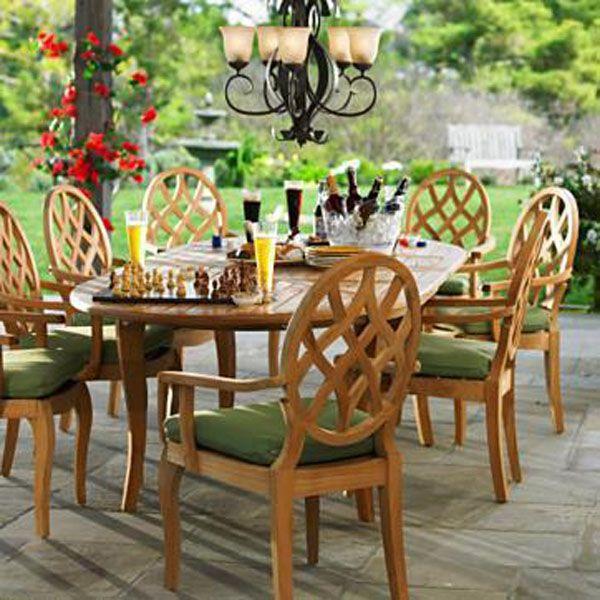 Smith hawken outdoor teak furniture -- Curated by: OK Estates | 7 - 1960  Springfield rd Kelowna bc v1y 5v7 | 250-868-8108 - Smith Hawken Outdoor Teak Furniture -- Curated By: OK Estates 7