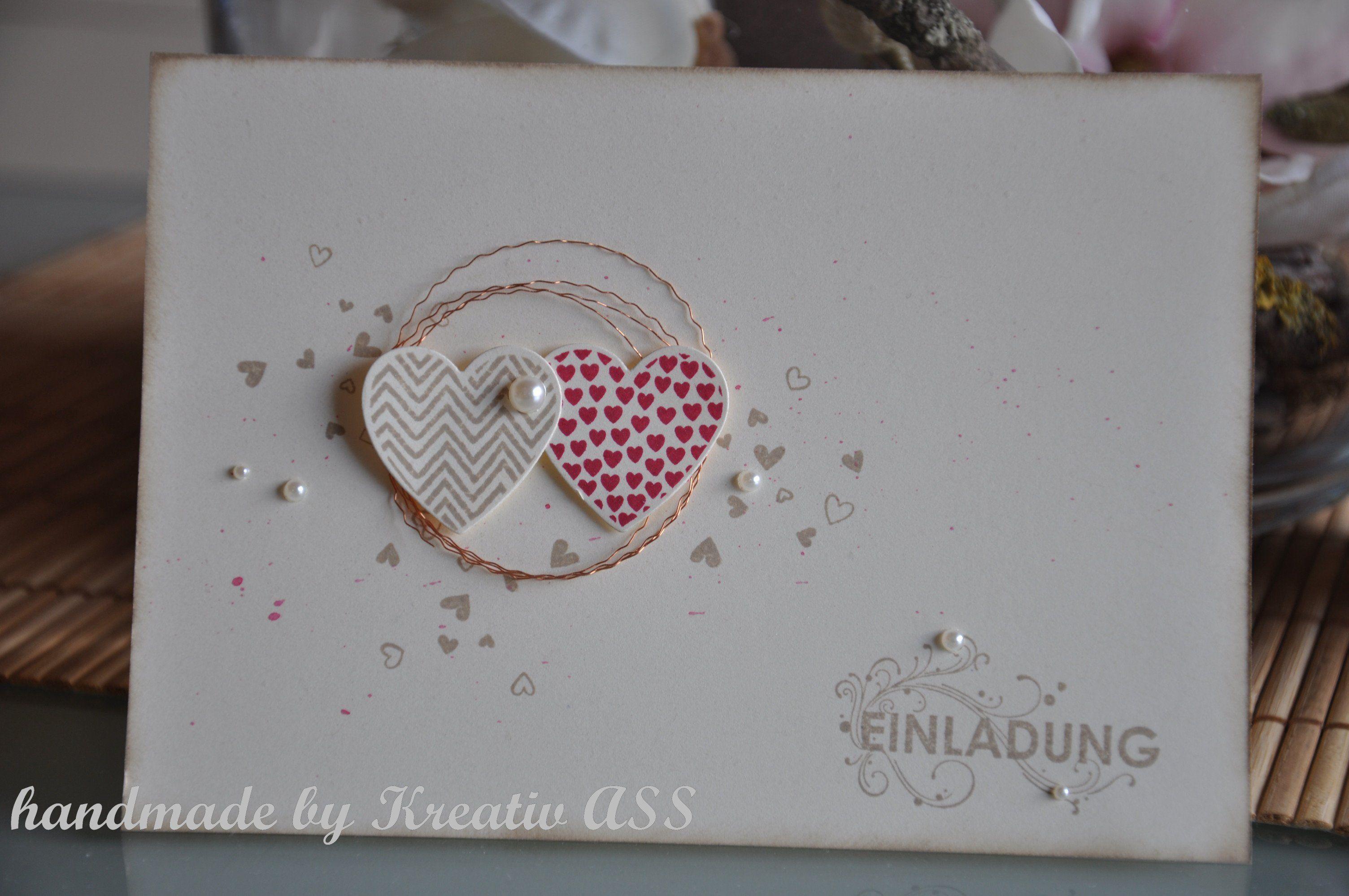 Hochzeitskarten selber gestalten online