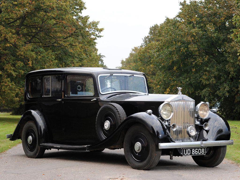 1937 Rolls Royce Phantom Iii Limousine By Barker Aalholm