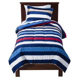 Circo 174 Rugby Stripe Bed Set Toddler Liam S Toddler