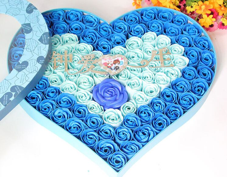 beautiful preserved fresh flower,nice gift for your girlfriend or ...