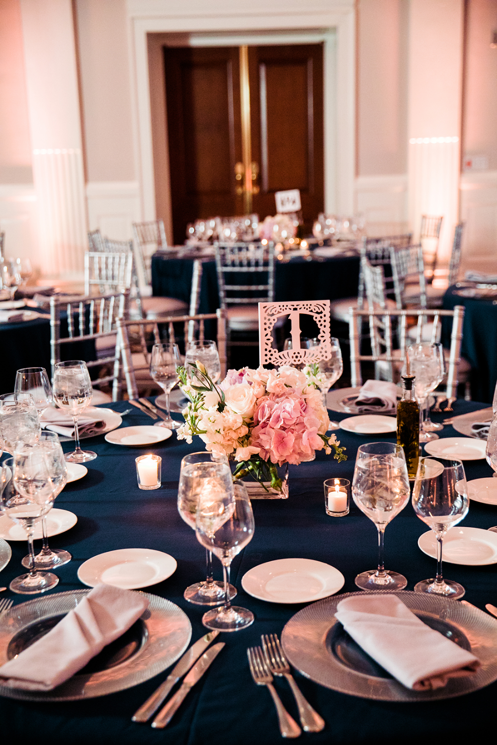 Spring Wedding at Carnegie Institution for Science in