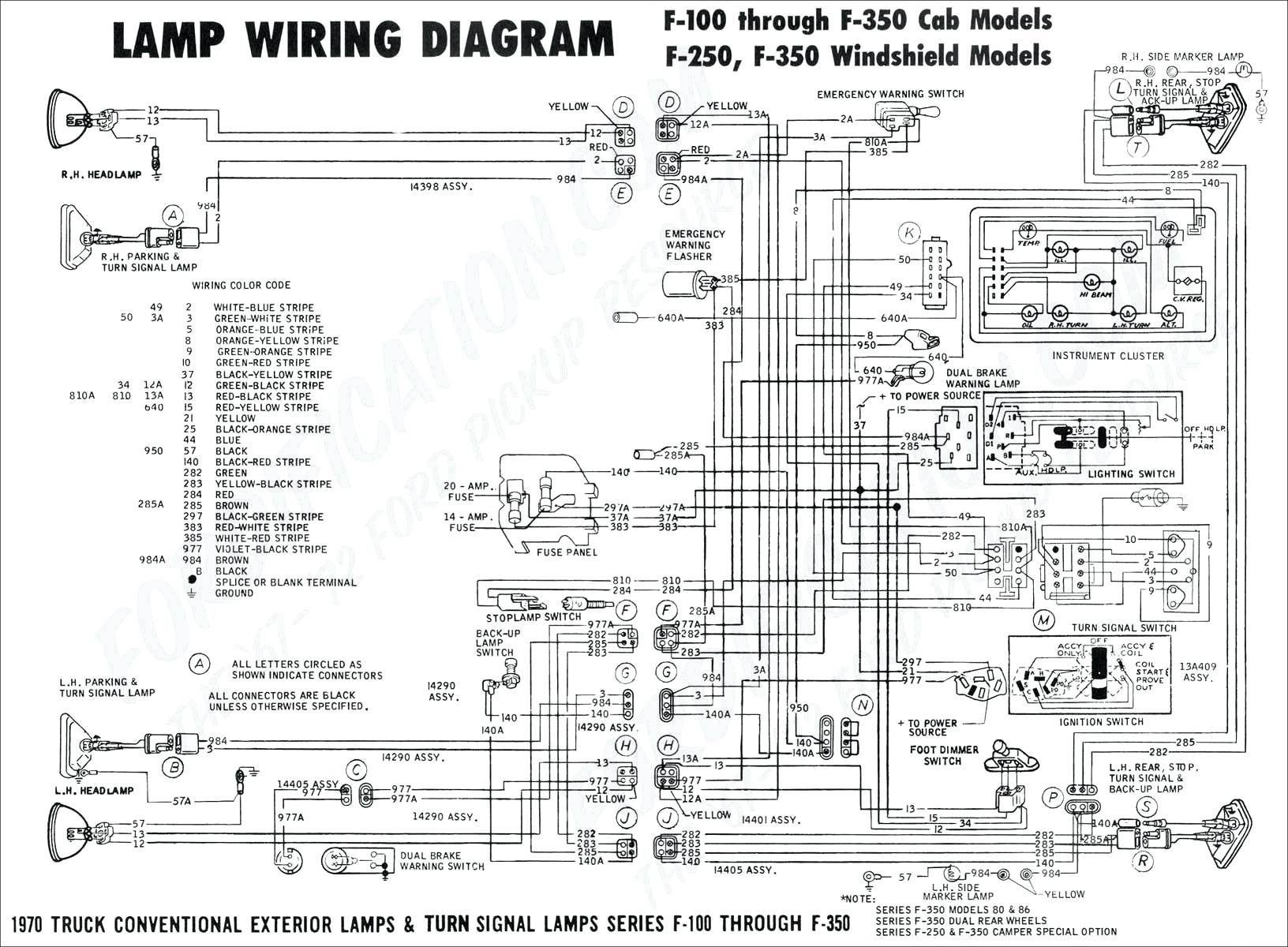 Ford F250 Tail Light Wiring In 2020 Trailer Wiring Diagram Electrical Wiring Diagram Circuit Diagram