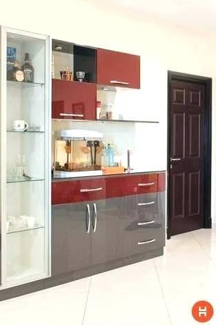 Modern Crockery Cabinet Designs Dining Room Image Result For Modern Crockery Cabinet Designs Dini Crockery Cabinet Design Crockery Unit Design Kitchen Interior