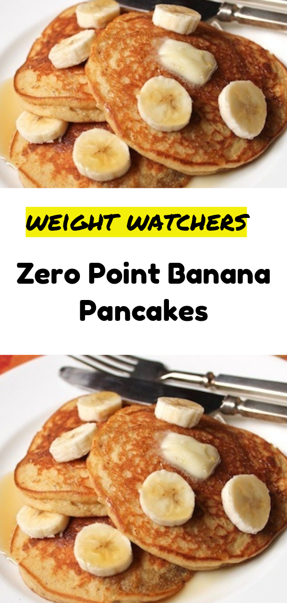 Zero Point Banana Pancakes  #bananadessertrecipes