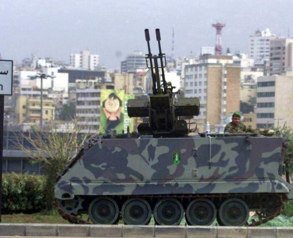 مما يتكون الدفاع الجوي اللبناني ? 25d32447ee592ac71e56744323db0fb5