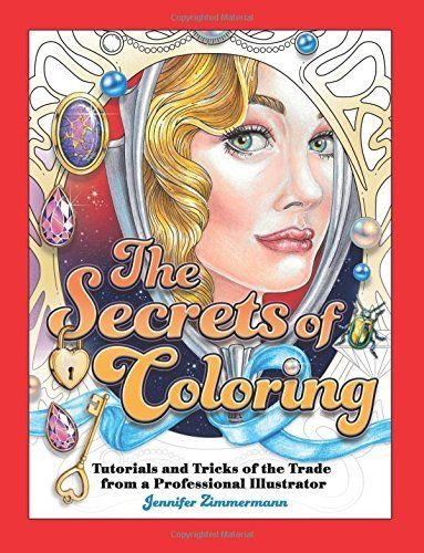 The Secrets of Coloring - Coloring Book Review | Book creator ...