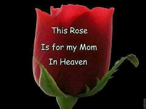 Happy Valentines Day Mama I Love You Sayings Mom In Heaven