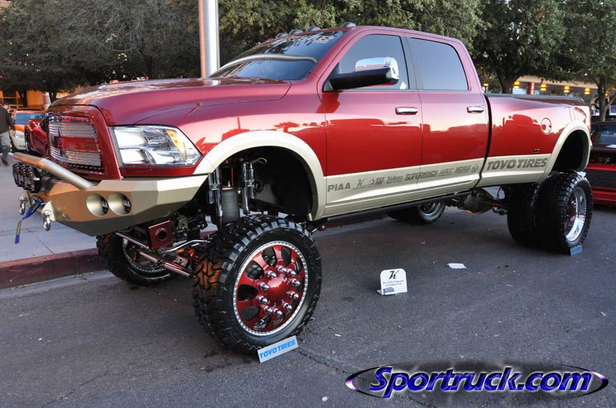 lifted dodge truck | Cen Cal