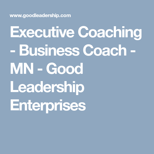 Icf Accredited Leadership Coach Training Business