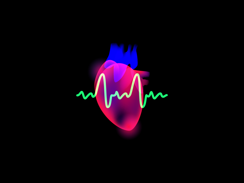 Aura Pulse Auras, Colorful pictures, Neon signs
