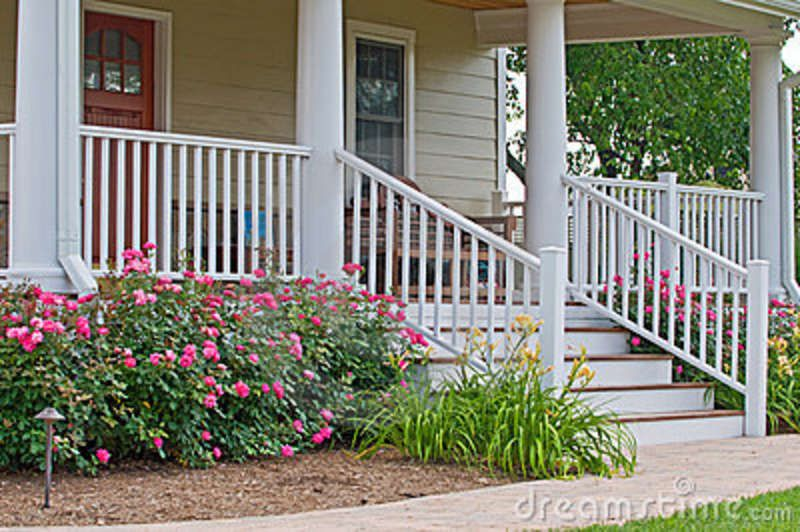 Images Of Front Porch Steps Designs Landscaping Of Front Steps