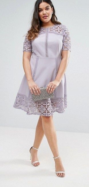 45 Plus Size Wedding Guest Dresses {with Sleeves | Wedding guest ...