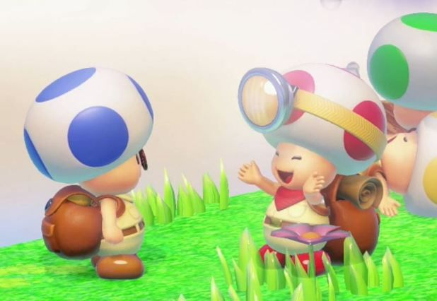 captain toad treasure tracker i love this game