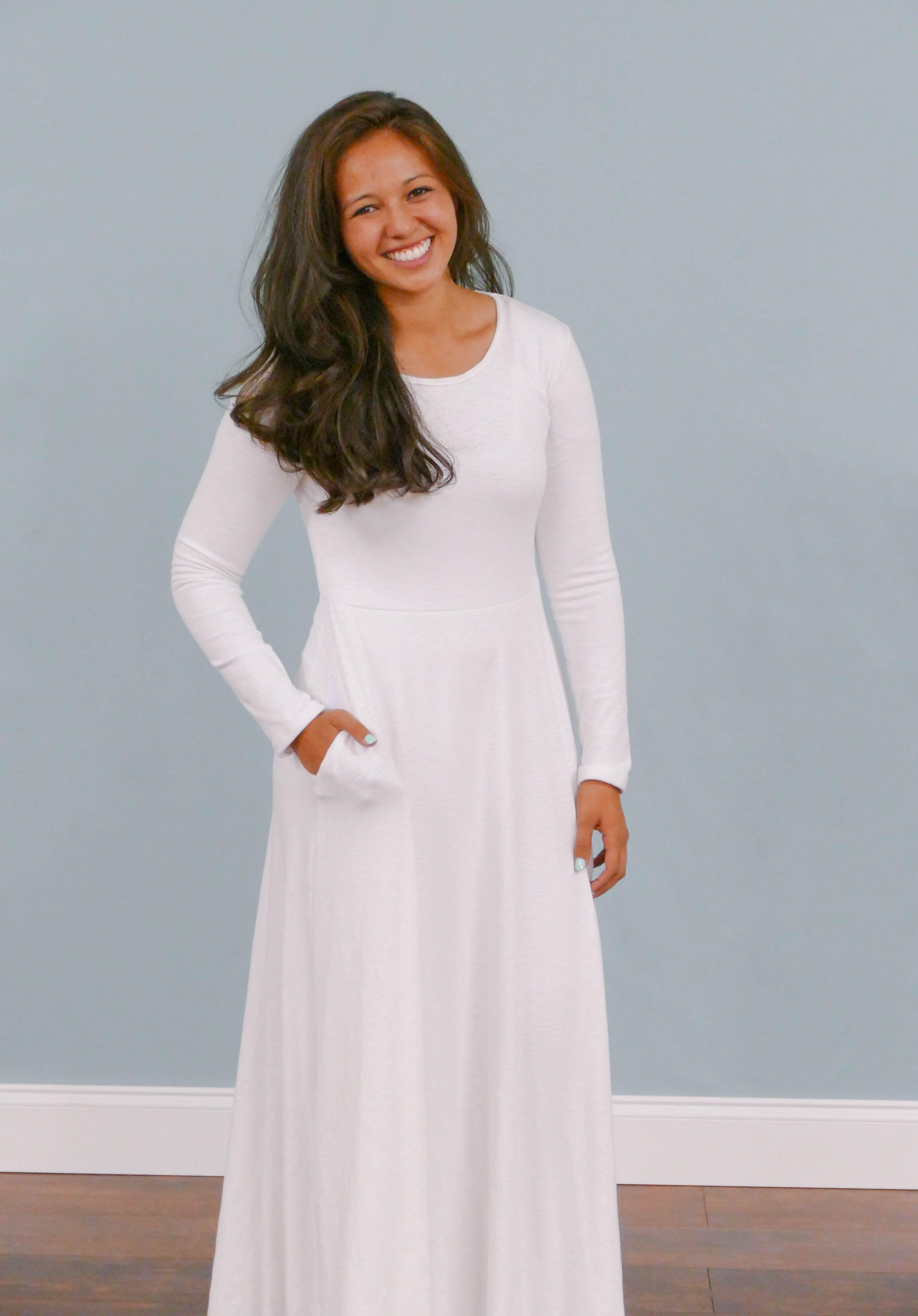 Eileen Temple Dress Temple Dress Dresses Lds Temple Dress [ 5229 x 3648 Pixel ]
