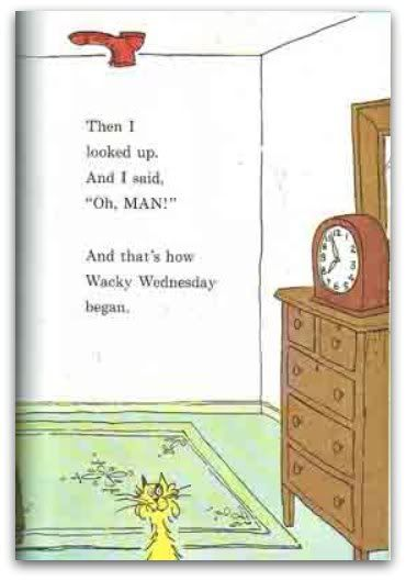 Wacky Wednesday | Wacky wednesday, Wednesday, Preschool lessons