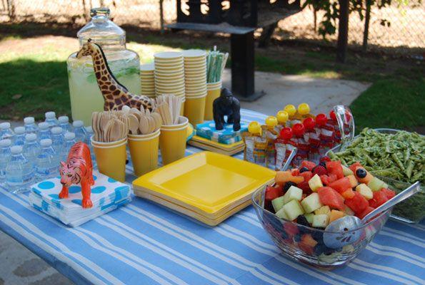 Evite Zoo Animals Birthday Party Shower Ideas Pinterest