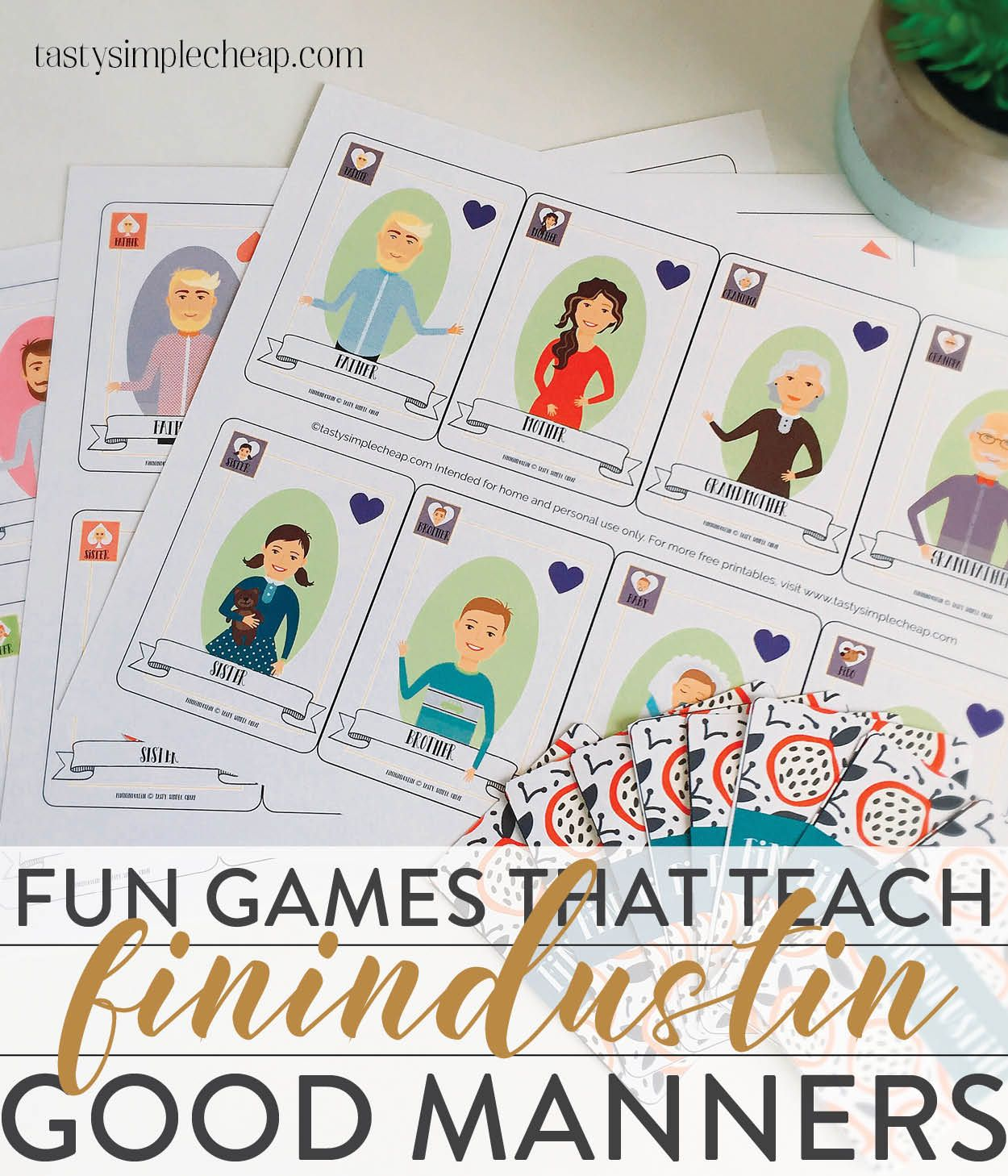 3 Super Fun Games To Teach Your Kids Amp Teens Good Manners
