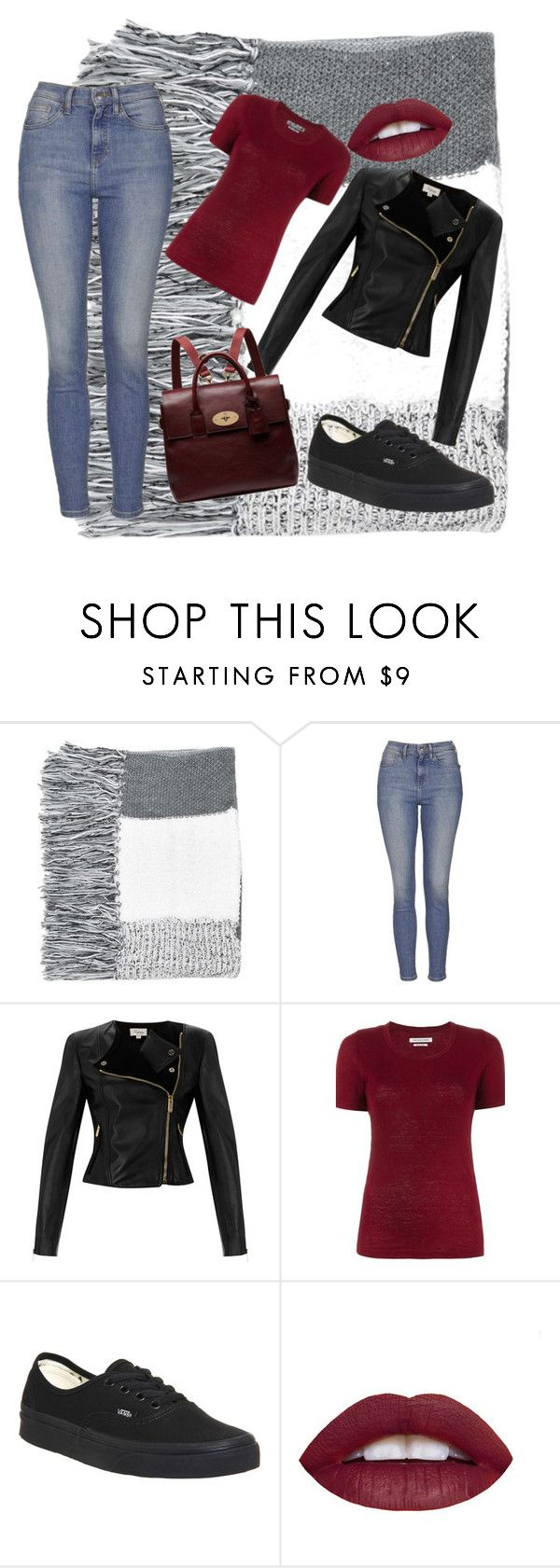 """"" by samra-alic ❤ liked on Polyvore featuring beauty, Topshop, Temperley London, Étoile Isabel Marant, Vans and Mulberry"