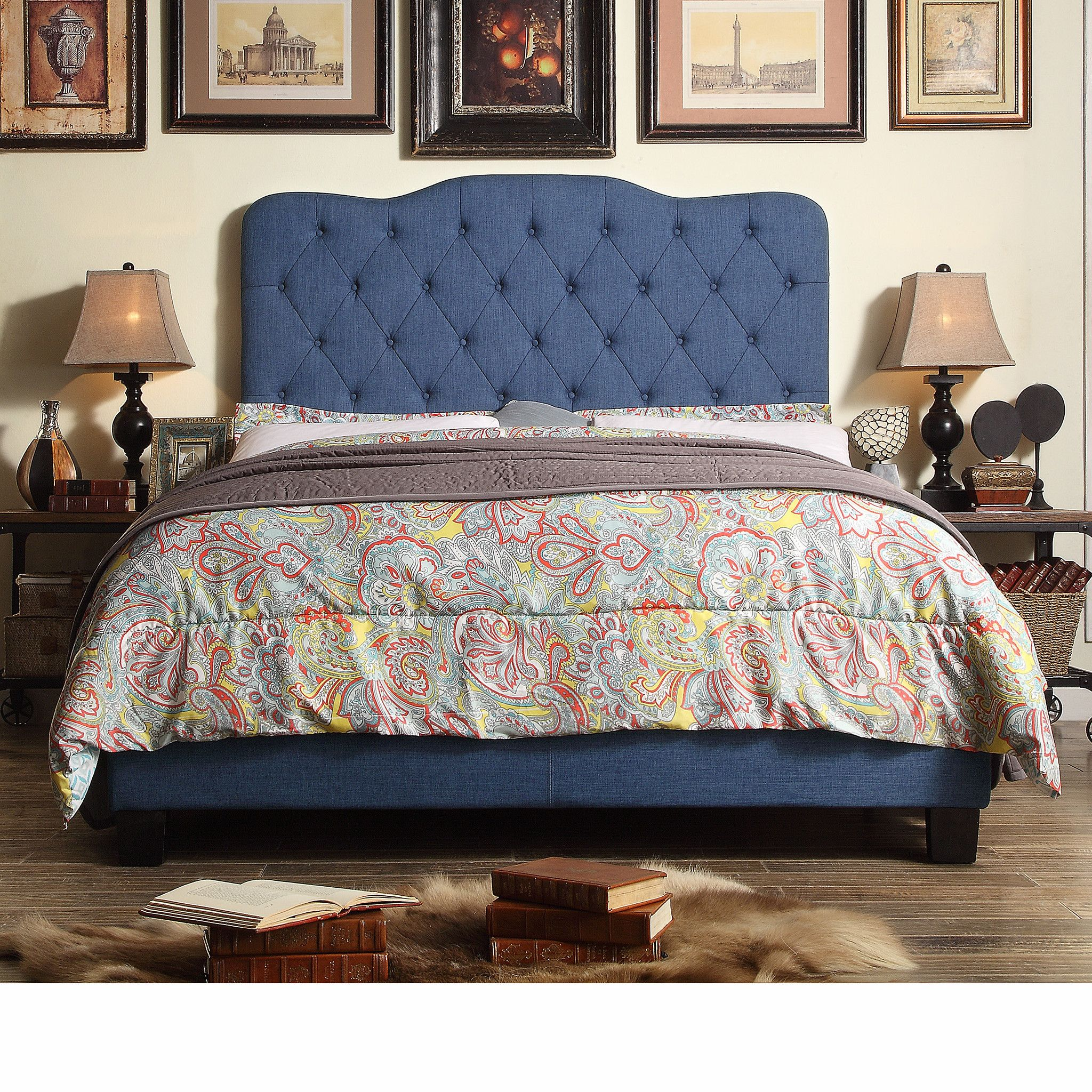 Shop Wayfair for Beds to match every style and budget