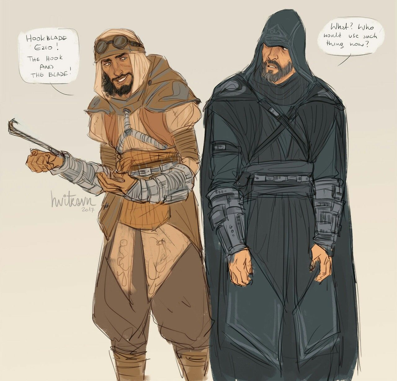 Yusuf Logic Xd Assassin S Creed All Assassin S Creed Assassins