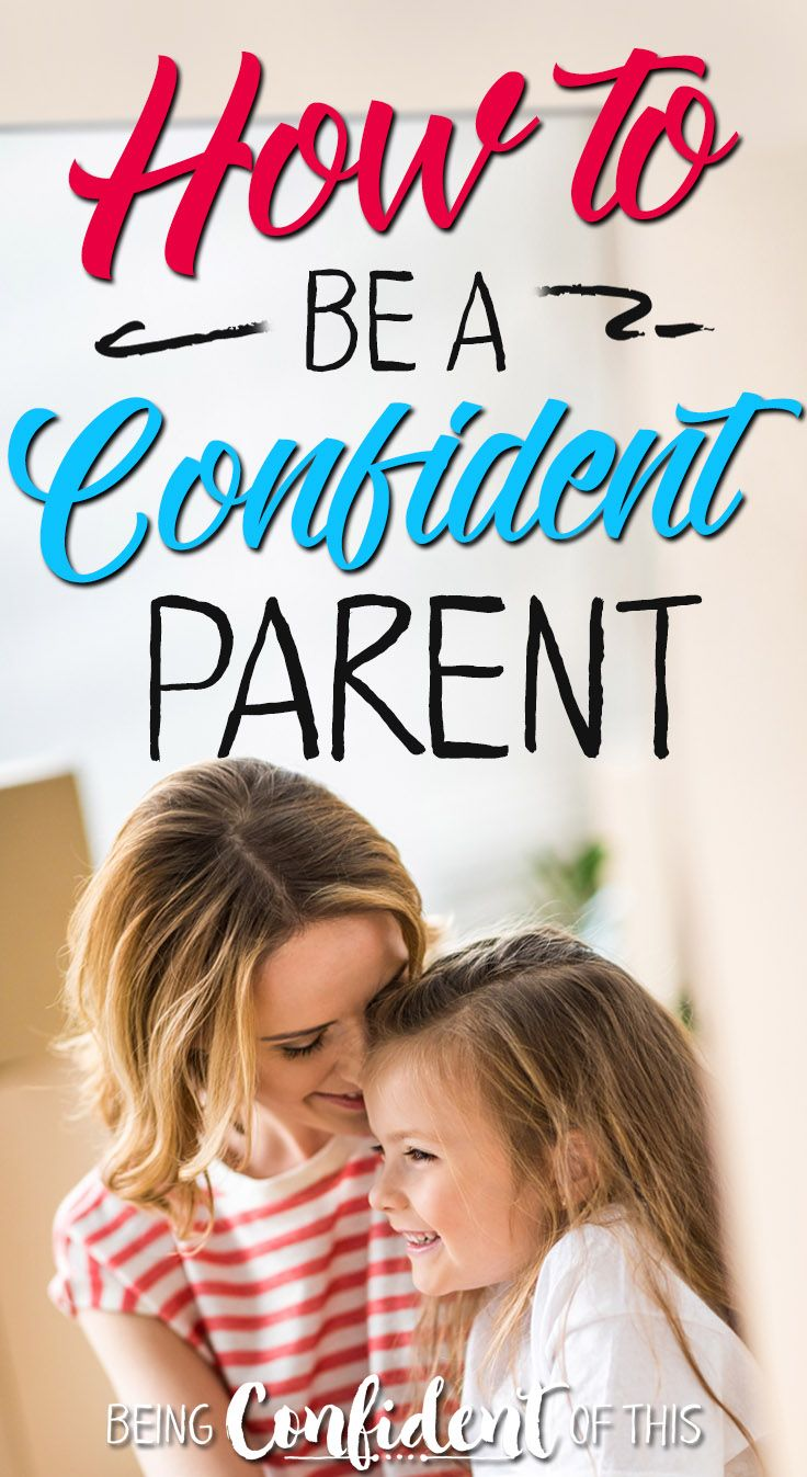 Is it really possible to be a confident parent or are we doomed to worry and failure? If we place our confidence in our own abilities, then yes... Christian parenting|motherhood|faithful mama|biblical parenting|purposeful parenting|intentional parenting|raising godly kids|train up a child