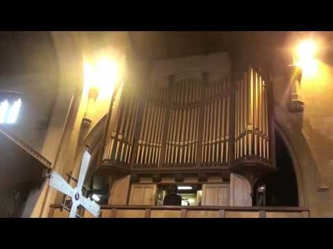 I Stand Amaz'd In The Presence (Sankey Hymn) All Saints Church Oystermouth Swansea - YouTube