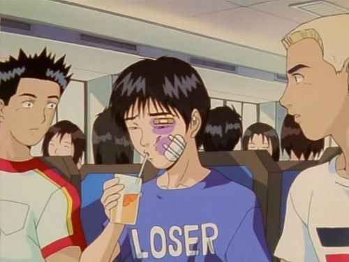 Anime Loser And Gto Image Aesthetic Anime 90s Anime Great