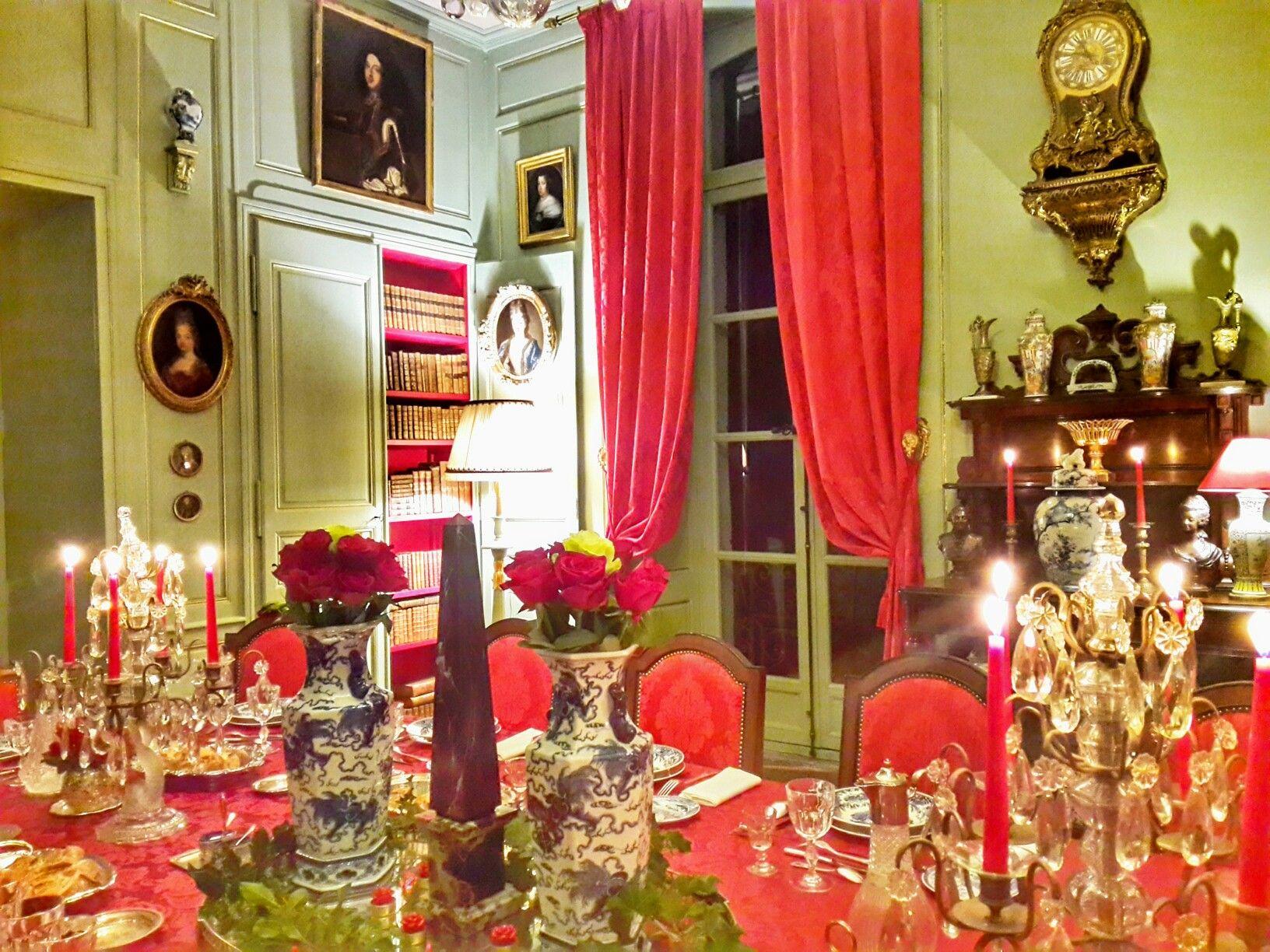 Ch teau de chantore le ch teau de chantore pinterest for Chateau d ax table de salle a manger
