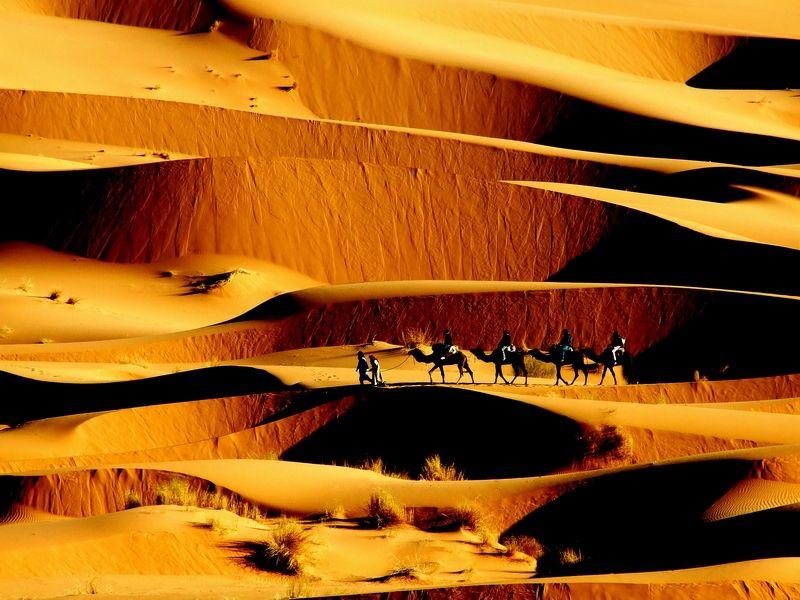 Merzouga, Er Rachidia, Morocco