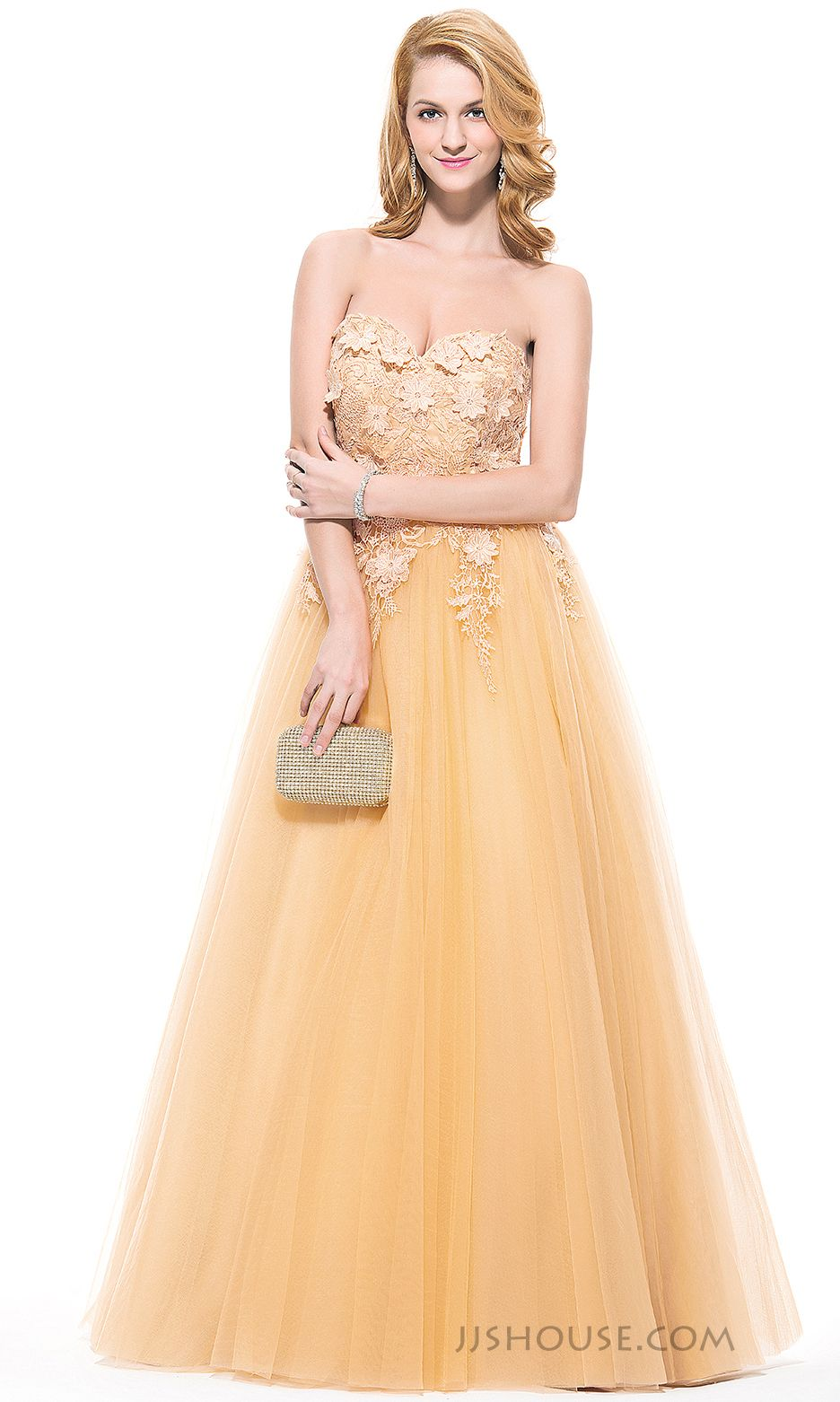 Spring is blooming put on this prom dress and date with spring