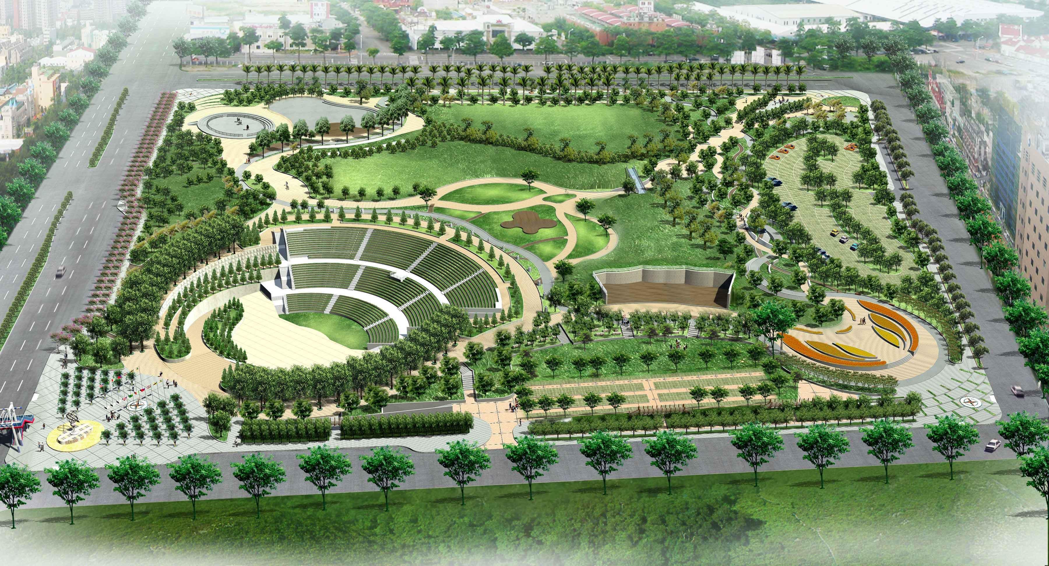 outdoor amphitheater Google Search Landscape architect