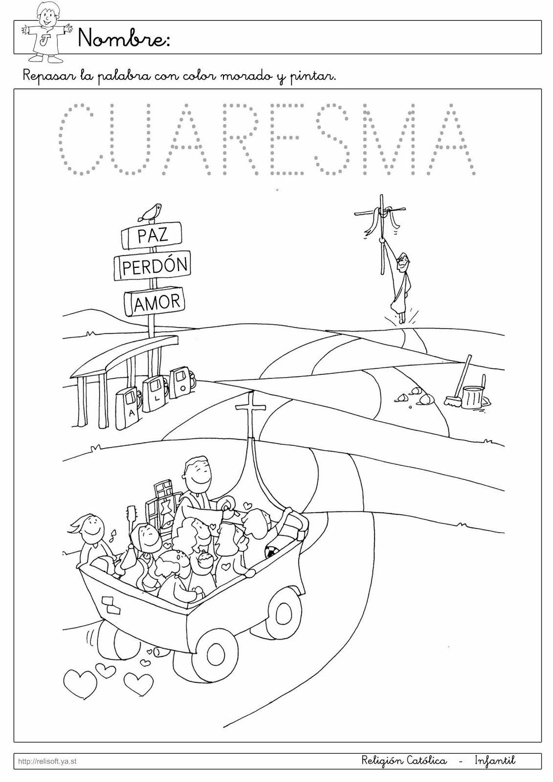 Cuaresma | Cuaresma y Semana Santa | Pinterest | Religiones, Semana ...