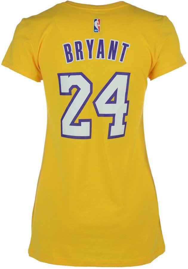 ca991ec3f adidas Women s Kobe Bryant Los Angeles Lakers Player T-Shirt