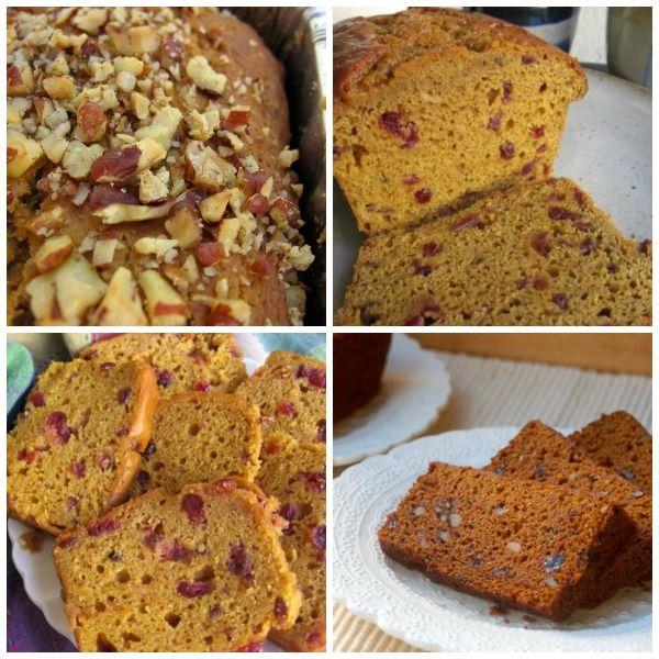 Pumpkin Bread, Delicious Cake