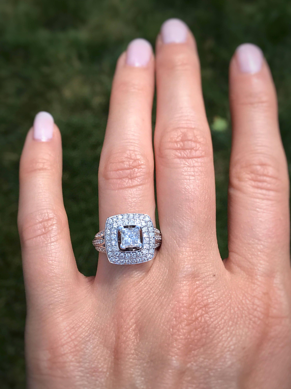 LayAway. Do NOT buy. 1.6 carat Diamond Engagement Ring | Pinterest ...