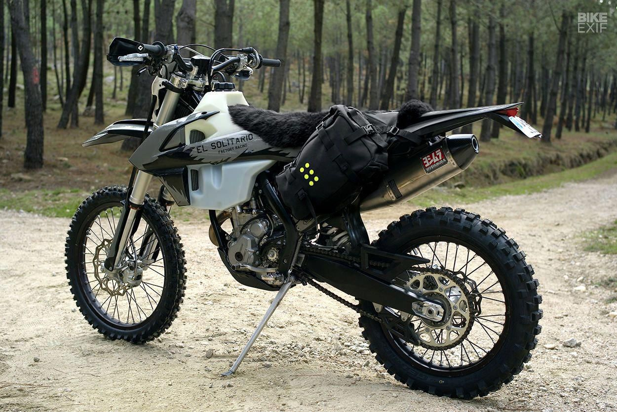 This Ktm Custom Dirt Bike Is El Solitario S Most Controversial