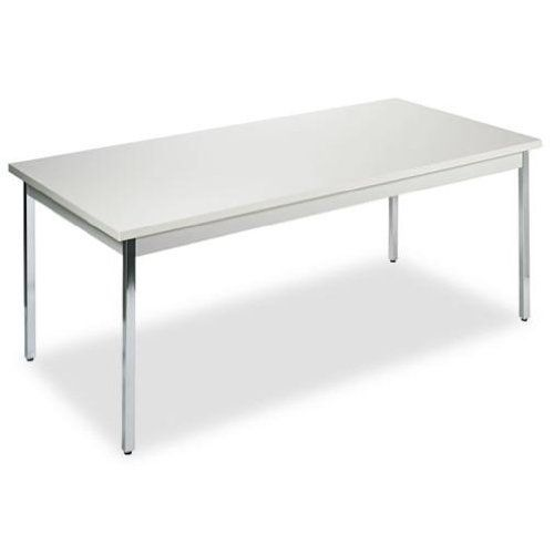 Free Shipping The HON COMPANY Utility Table By By - 72 inch conference table