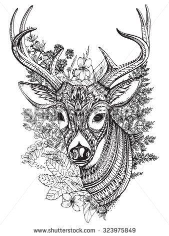 Mandala Wall Art Hand Drawn