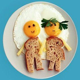 Egg People Breakfast