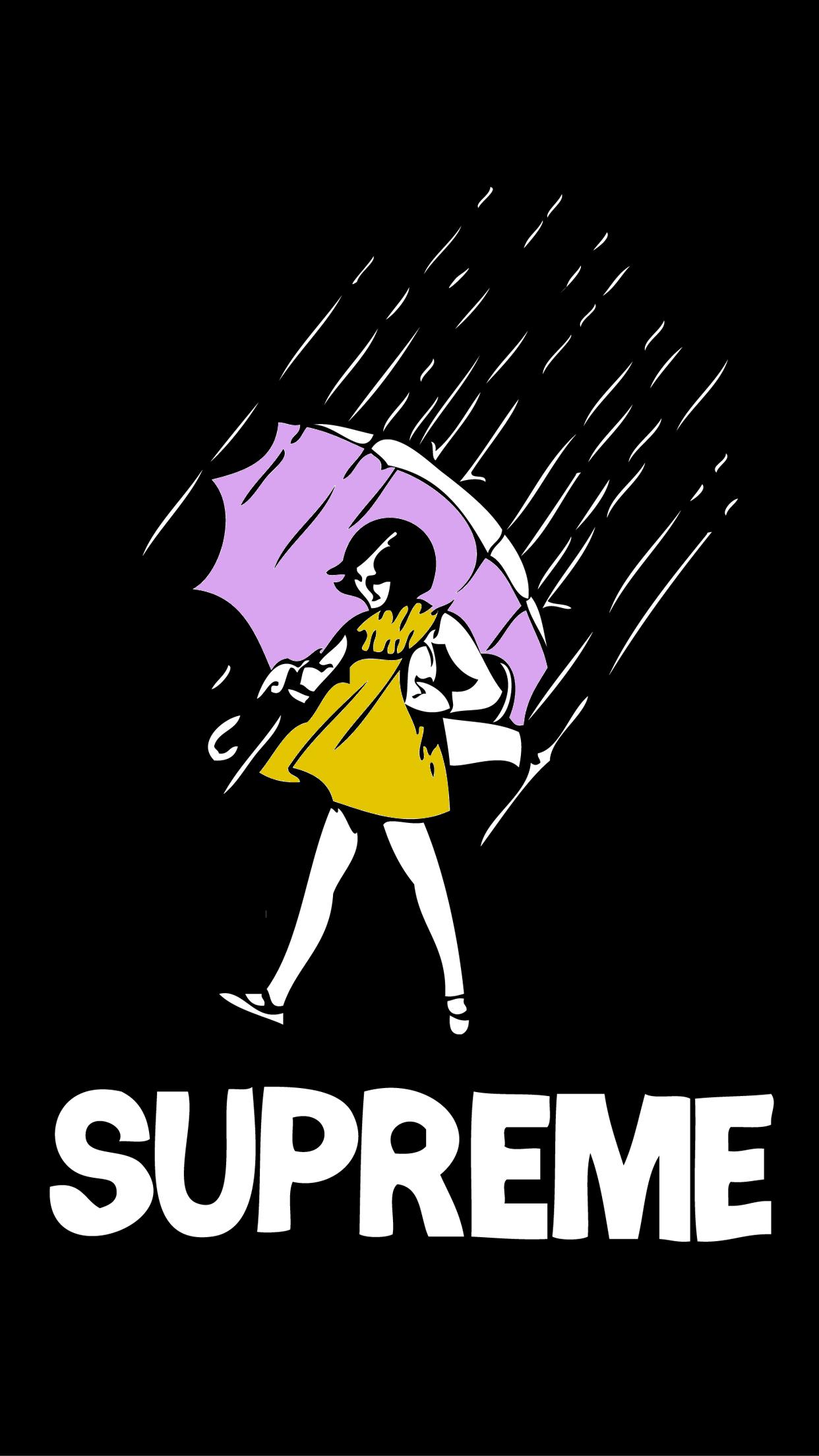 Supreme Wallpaper Bot Supreme Supreme Hd Wallpaper Iphone